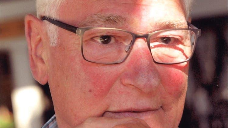 Heiner Ammann – ein Lenzburger durch und durch