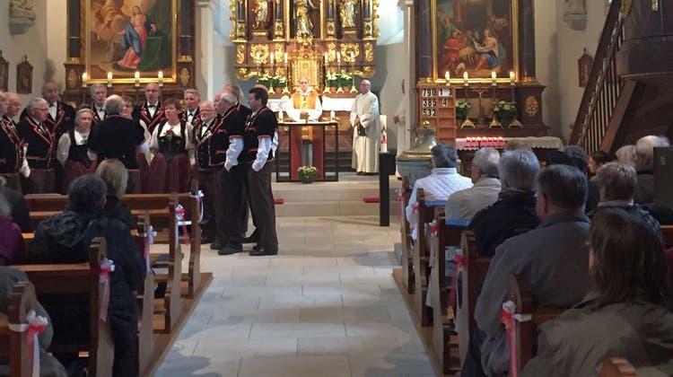 Nach 297 Jahren: Kirchgemeinde Gänsbrunnen gehört der Geschichte an