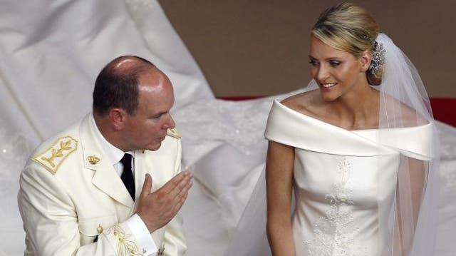 Charlene und Albert: Eine perfekt inszenierte Hochzeit