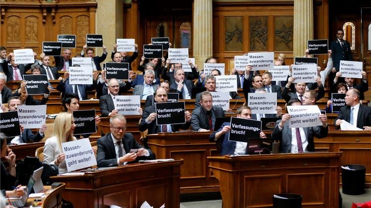 SP-Mitglied lanciert Referendum gegen MEI-Umsetzung