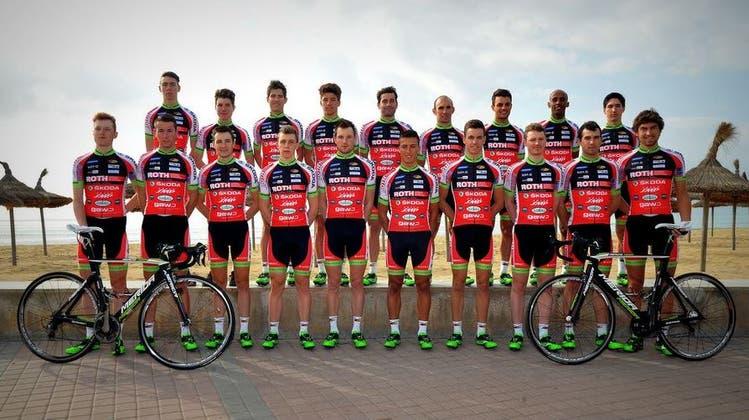 Das Team Roth strebt einen Etappensieg in Portugal an