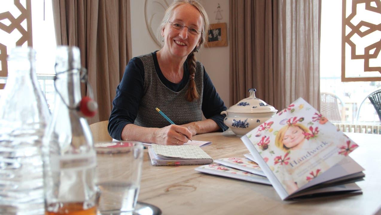 Grüne-Grossrätin veröffentlicht drittes Kochbuch: Mehr Zeit für Gäste und Gastgeber