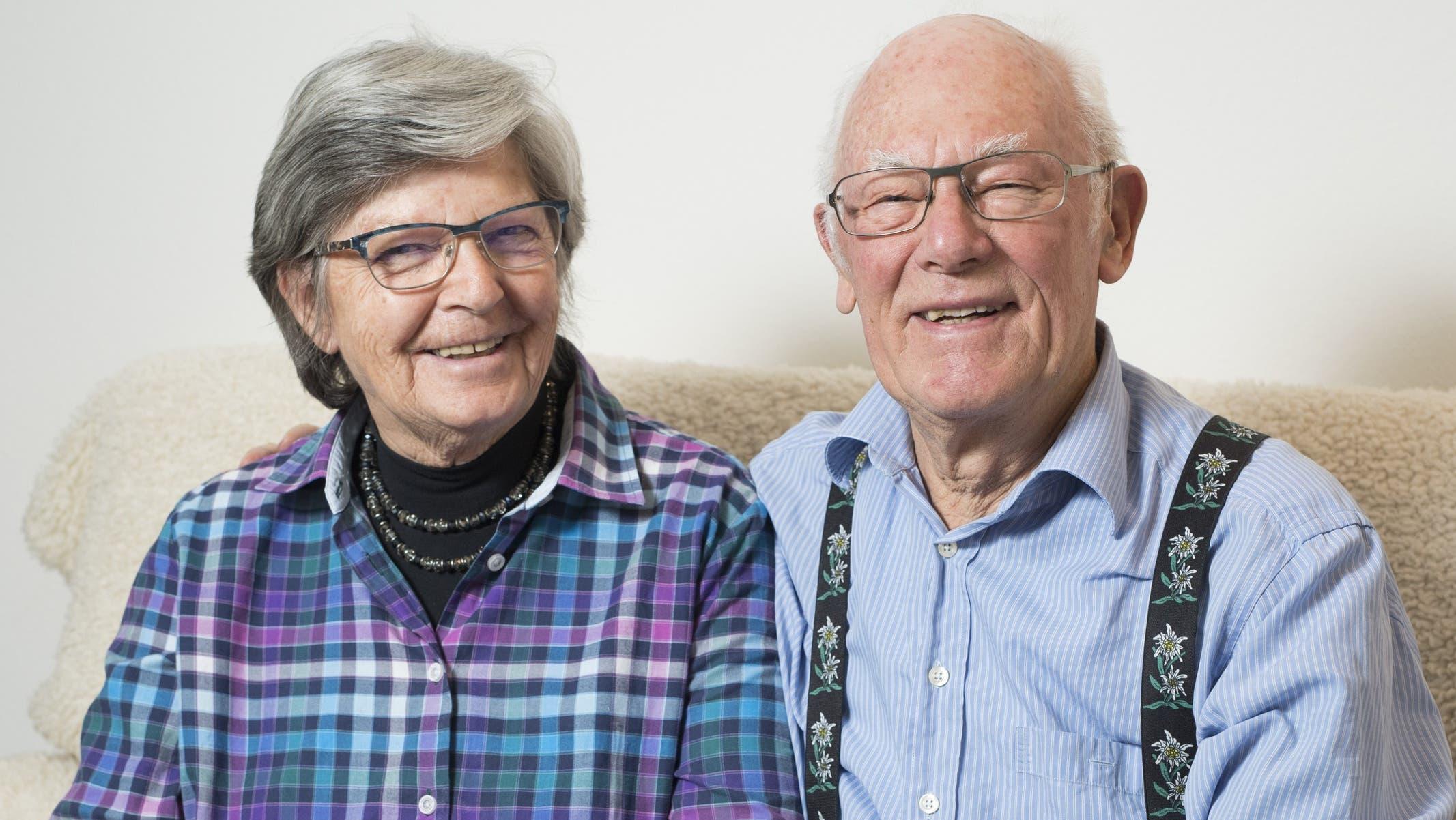 Beatrice und Charles Rätz