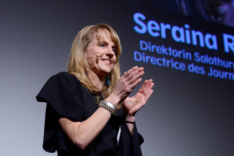 Seraina Rohrer «Mit Muskelkater, aber mit vielen schönen Momenten.»