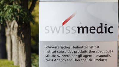 Arzneimittelbehörde Swissmedic prüft Covid-19-Impfstoff