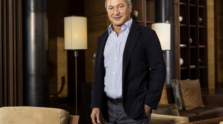 Sawiris plant ein Luxus-Resort auf einer ehemaligen KZ-Insel