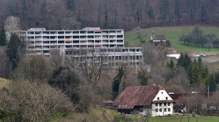 Jetzt werden fürs Thermalbad Lostorf neue Besitzer gesucht
