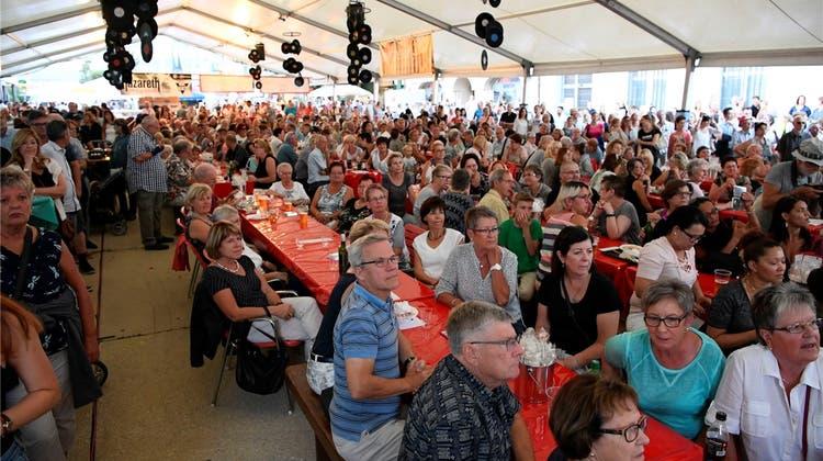 Nächstes Jahr findet das nächste Grenchner Fest statt