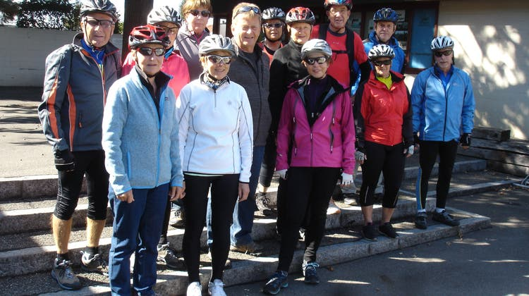 Velotour 60+ Senioren Würenlingen