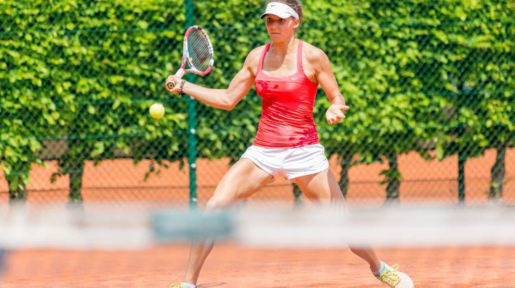 Junioren-Hoffnung Masárováverpasst Turniersieg knapp