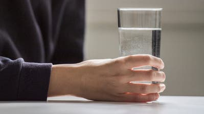 Weinfelden TG - Trinken oder nicht? Im Thurgauer Trinkwasser wurde Chlorothalonil festgestellt. (Reto Martin)