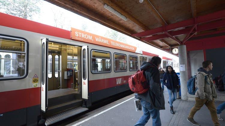 Bahnhof Waldenburg wird nach Plänen von Bachelard Wagner Architekten gebaut