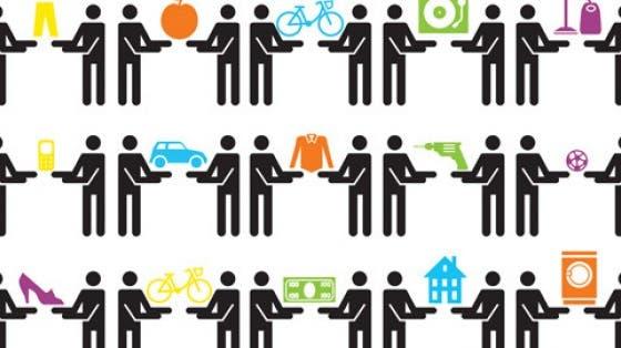 Teilen statt Kaufen: Die Konsumenten sind die Gewinner