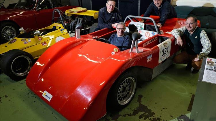 Rennwagen, Fahrer, Geschichten: Dieses Archiv dokumentiert den Schweizer Motorsport