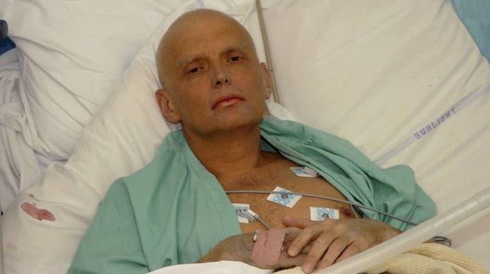 Präsident Putin soll Mord an russischem Spion Litwinenko gebilligt haben