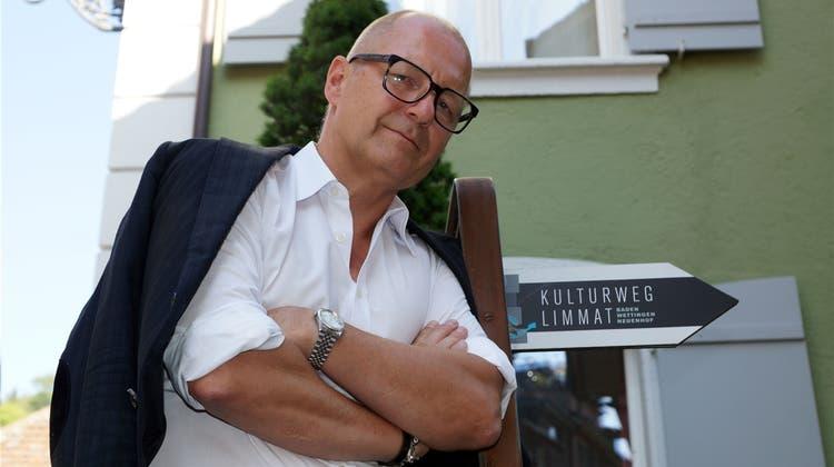 Stiftungs-Präsident Christoph Doswald: «Topkunst gibt es auch an der Peripherie»