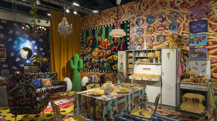 Art Basel Miami Beach: Kunst als Vorwand für Spass