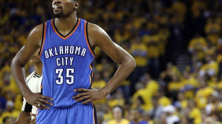 Ausnahmezustand nach Megawechsel: «Durant zu den Warriors? Sie werden 200 Punkte pro Spiel machen»