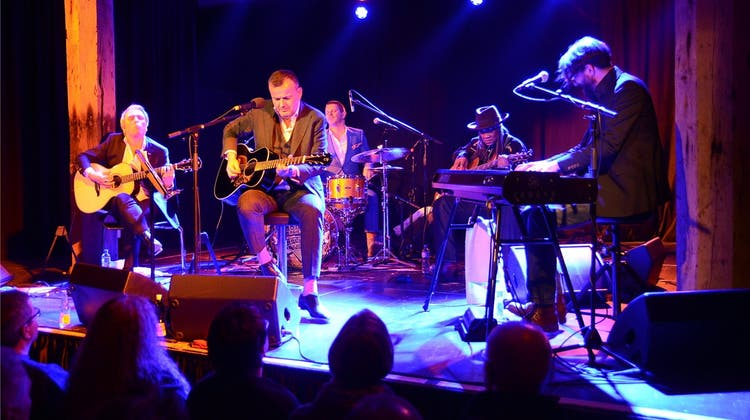 Philipp Fankhauser bot unverfälschten und hochkarätigen Blues-Genuss