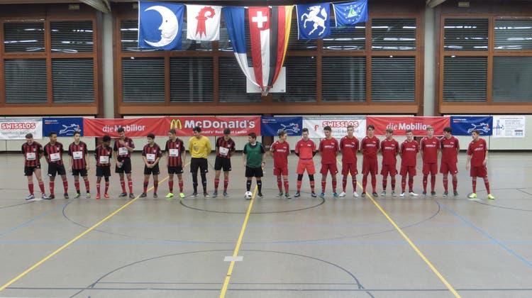 Jugendfussball in Frenkendorf begeistert