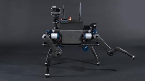 Die ETH forscht an einem Roboter für die Drecksarbeit
