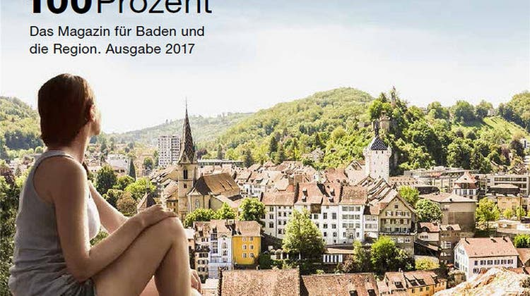 """""""100 Prozent Baden"""" - Dieses Magazin soll die Stadt besser verkaufen"""