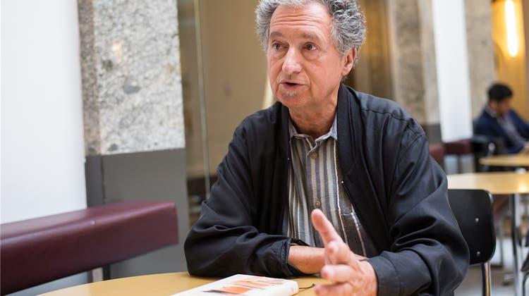 Rudolf Bussmann spricht über Einsamkeit und Halbwahrheiten