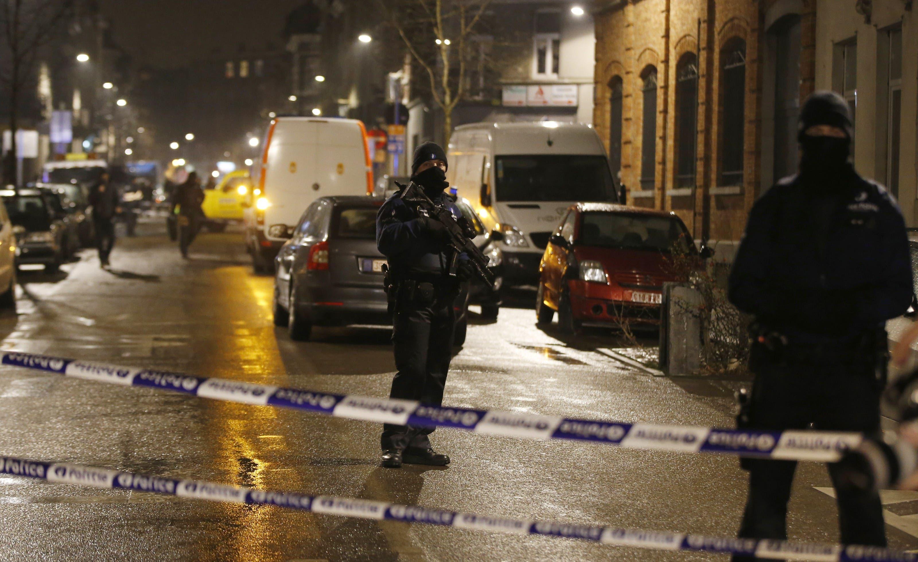 6 Festnahmen in Brüssel