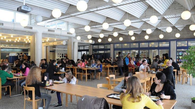 Mensa der Winterthurer Kantonsschule Rychenberg wird erweitert