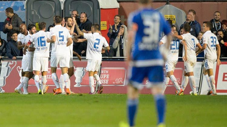 Der FC Wohlen ist heute im Heimspiel gegen den FCZ auch neben dem Platz extrem gefordert