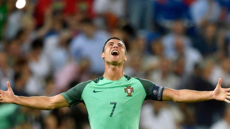 Cristiano Ronaldo fehlt gegen die Schweiz