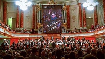 Chefdirigent legt ein stürmisch bewegtes Finale hin