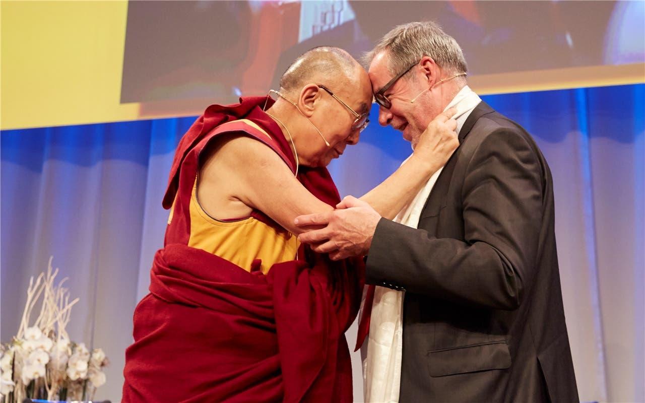 Dalai Lama in Bern