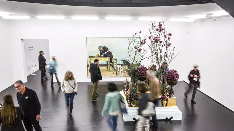 Aargauer Kunsthaus feiert den Frühling – etwas früh, doch vom Publikum ersehnt