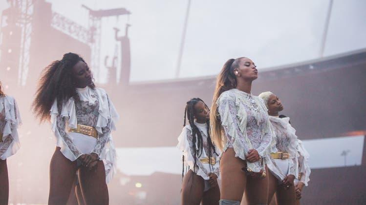 Moderatorin Gülsha über Beyoncés umgekehrtes Kopftuch