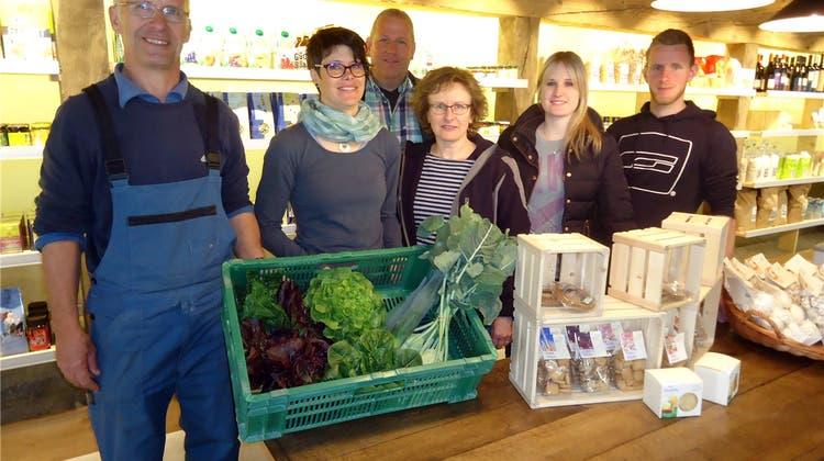 Bio-Pioniere vom Eichberg feiern Comeback mit Hofladen