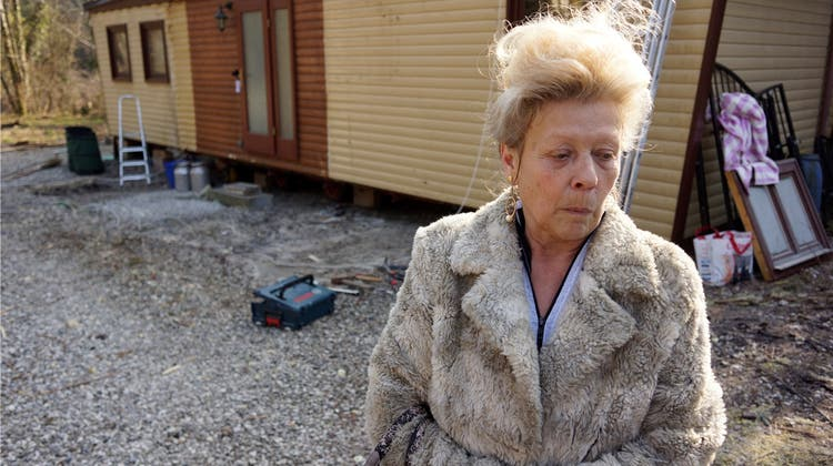Rüttener Fahrende wollen Leben im Steinhaus wieder eintauschen mit Leben im Freien