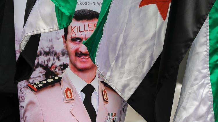 Rhetorik statt Handeln in Syrien
