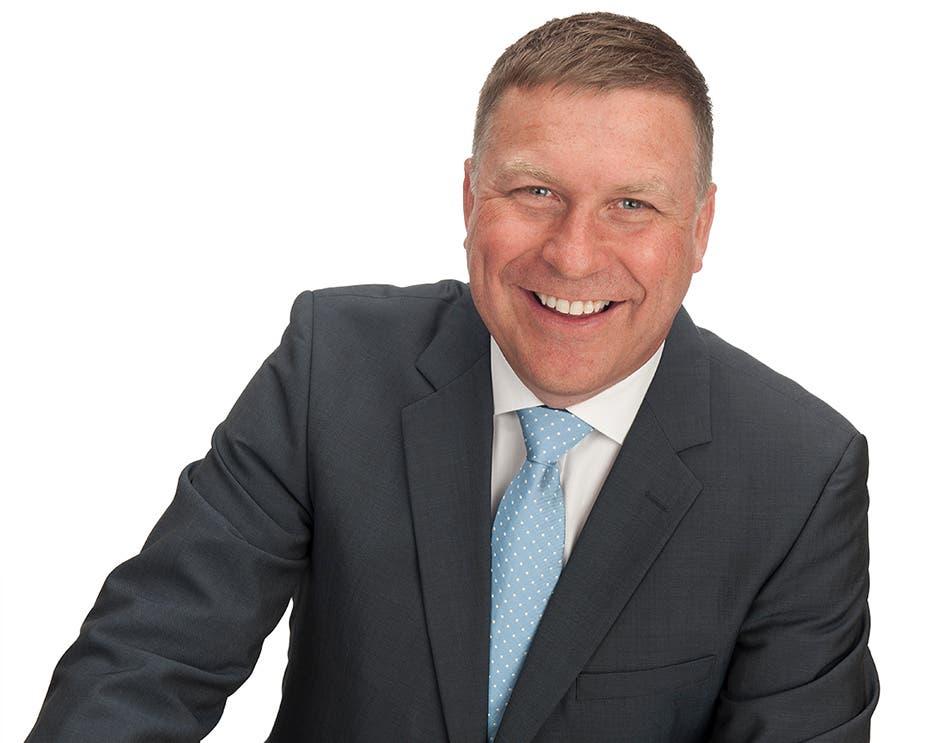 SVP: Martin Keller, Obersiggenthal