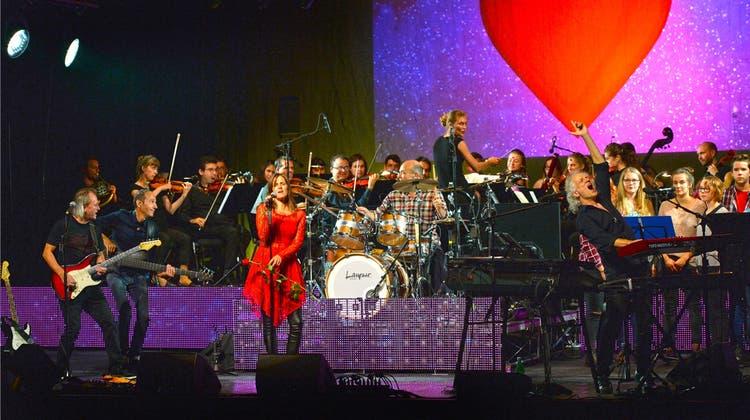 Episch, sinfonisch, orchestral: Irrwisch bieten bombastische Show
