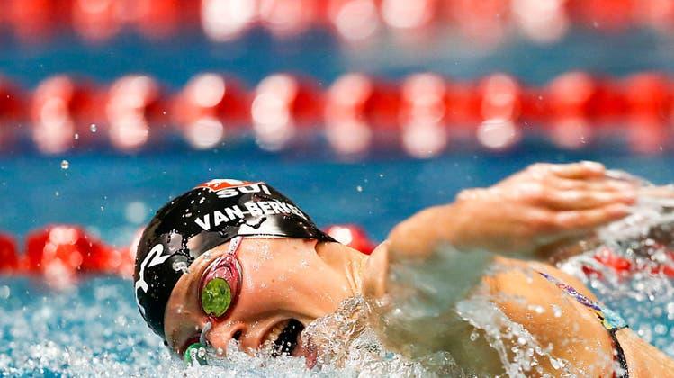 Unheimliche Rekordflut: Für Ex-Schwimmstar Flori Lang sind die zahlreichen Rekorde nicht unrealistisch