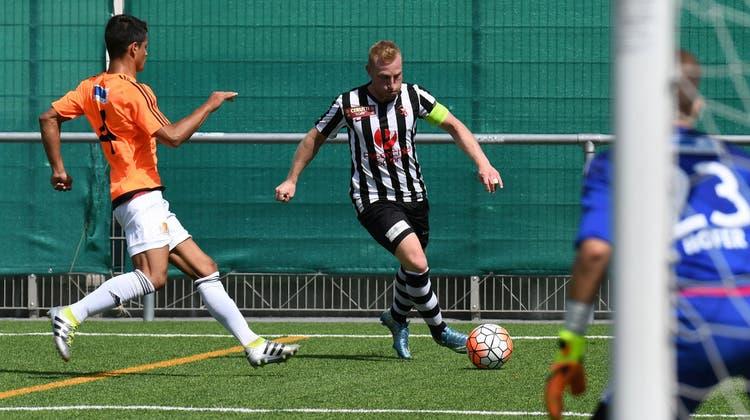Der FC Black Stars besiegt Schötz dank drei Toren in der Schlussphase