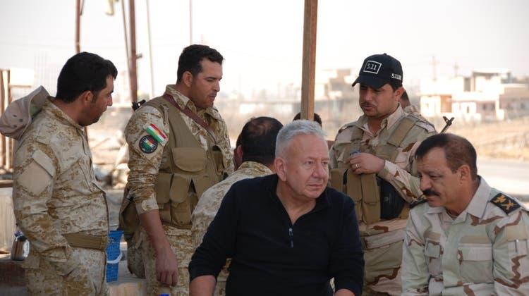 «Der Irak muss in drei Staaten geteilt werden»