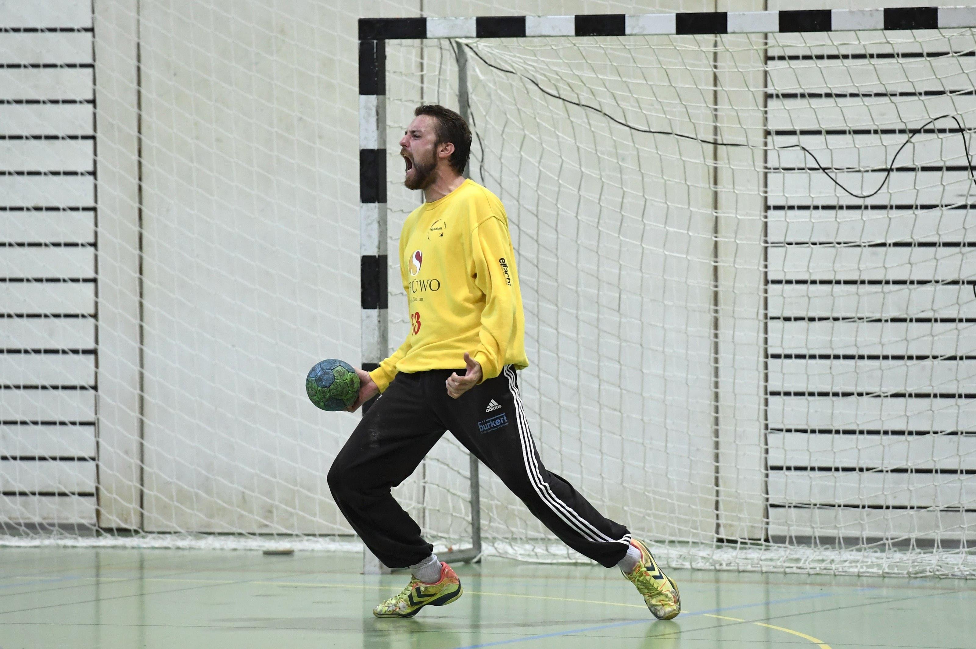 Wohlen Handball Cup Sensation gegen SG Yellow/Pfadi Espoirs
