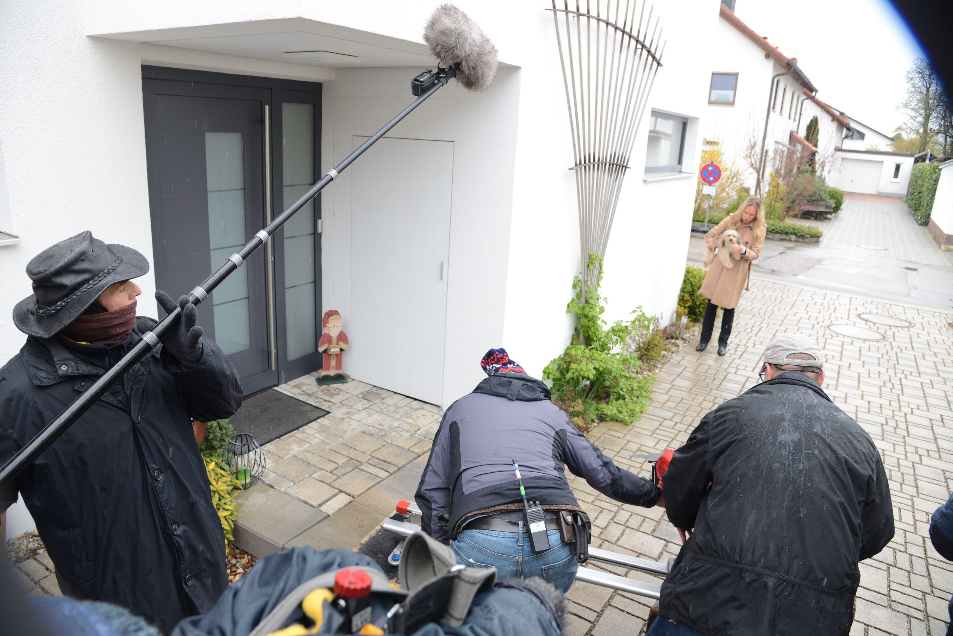Vierfachmord Rupperswil: Der Dreh von «Aktenzeichen XY»