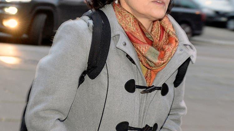 Mörgeli-Affäre: Iris Ritzmann ist definitiv freigesprochen