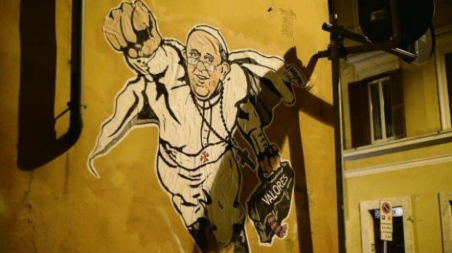 Mein Papst – mein Poster Boy