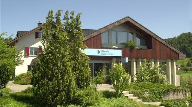 Regionalbank Leerau: Das Eigenkapital wird erhöht