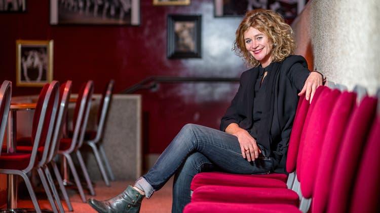 Hanna Scheuring: «Vor allem das Konzept mit den Tischchen liegt mir am Herzen»