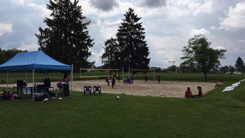 B1 Beachvolleyballturnier in Gerlafingen